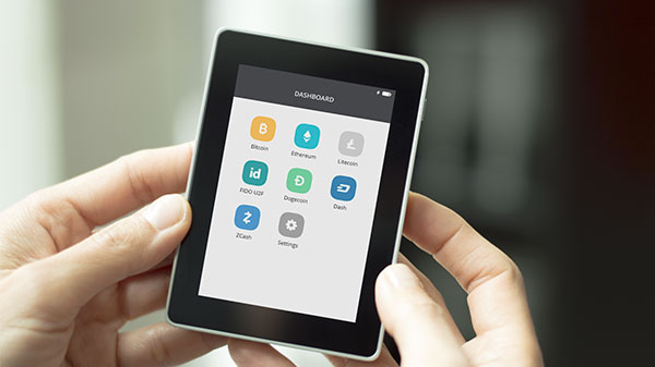 ledger blue app centre