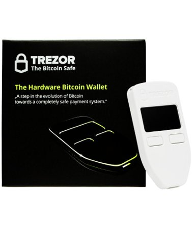 Trezor white feature impage